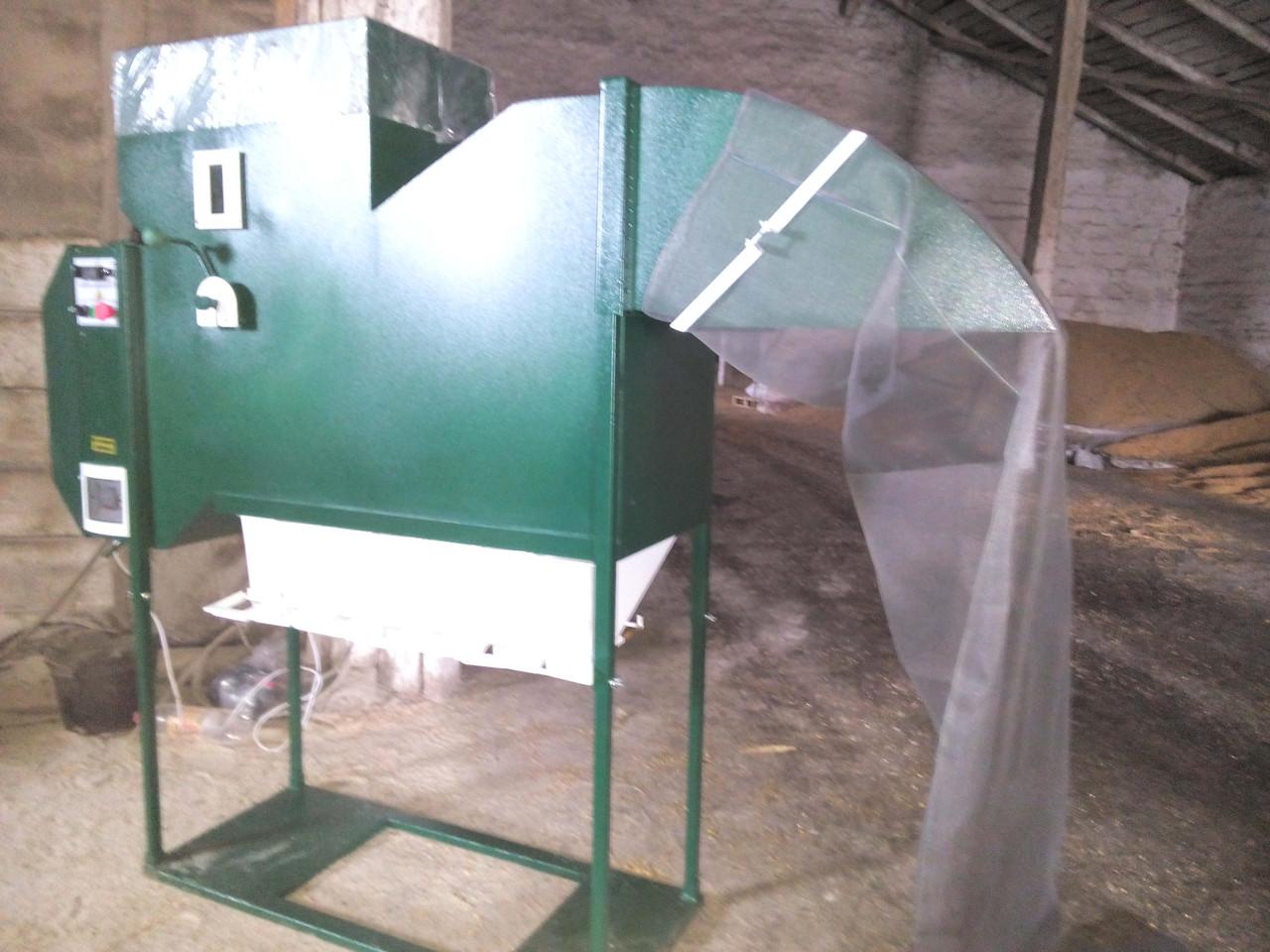 Сепаратор для очистки зерна ИСМ - 10