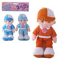 Мягкая музыкальная кукла,25 см, музыкальный пупс, фото 1