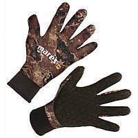 Перчатки для подводной охоты Mares Camo Brown 3 мм