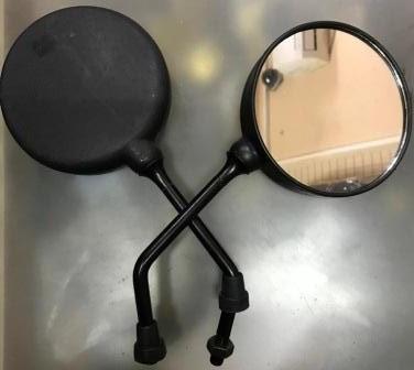 Зеркала круглые ЯВА , АЛЬФА 10мм