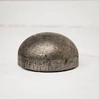 Заглушка стальная 42 мм