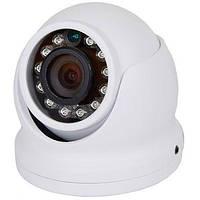 Миниатюрная MHD видеокамера ATIS AMVD-2MIR-10W/3.6 Pro, 2Мп