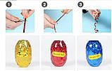 Красная ленточка для воздушных шариков - 10м, фото 4