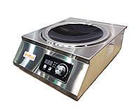 Плита индукционная GoodFood  wok 45х35 см h15 см (IC35 WOK)
