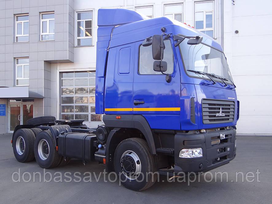 Седельный тягач МАЗ-6430С9-570-010