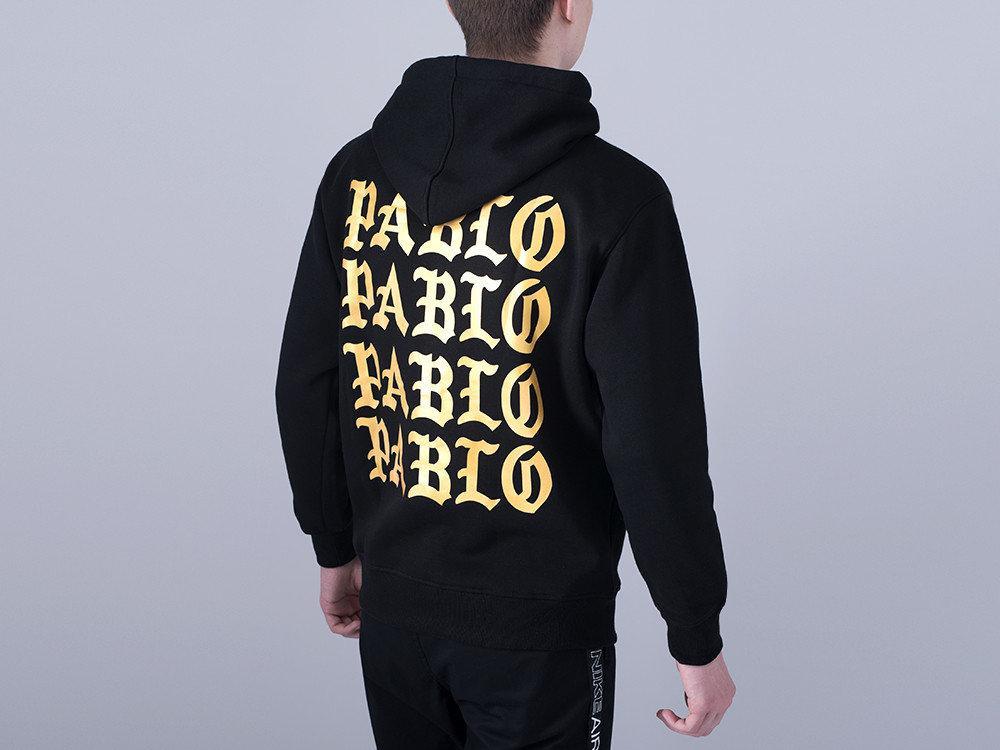 Худи с принтом Fear of God| Pablo толстовка| Kanye West