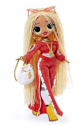 Модная кукла ЛОЛ ДиДжей ОМГ Сваг L.O.L. Surprise! O.M.G. DJ Swag Fashion 20 Surprises, фото 2
