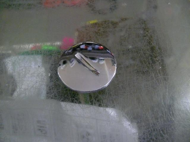 Крышка генератора DELTA большая под отвёртку