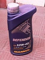 Масло Mannol 4т 10w-40 1л Defender