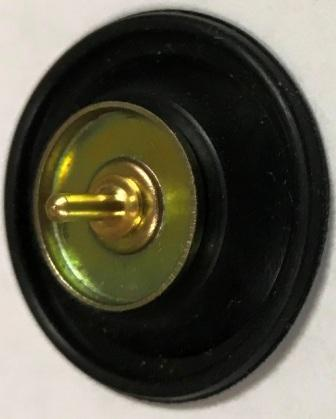 Мембрана ускорителя карбюратора  GY6