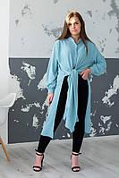 Женская рубашка - трансформер / ролекс жатка / Украина 44-0167, фото 1