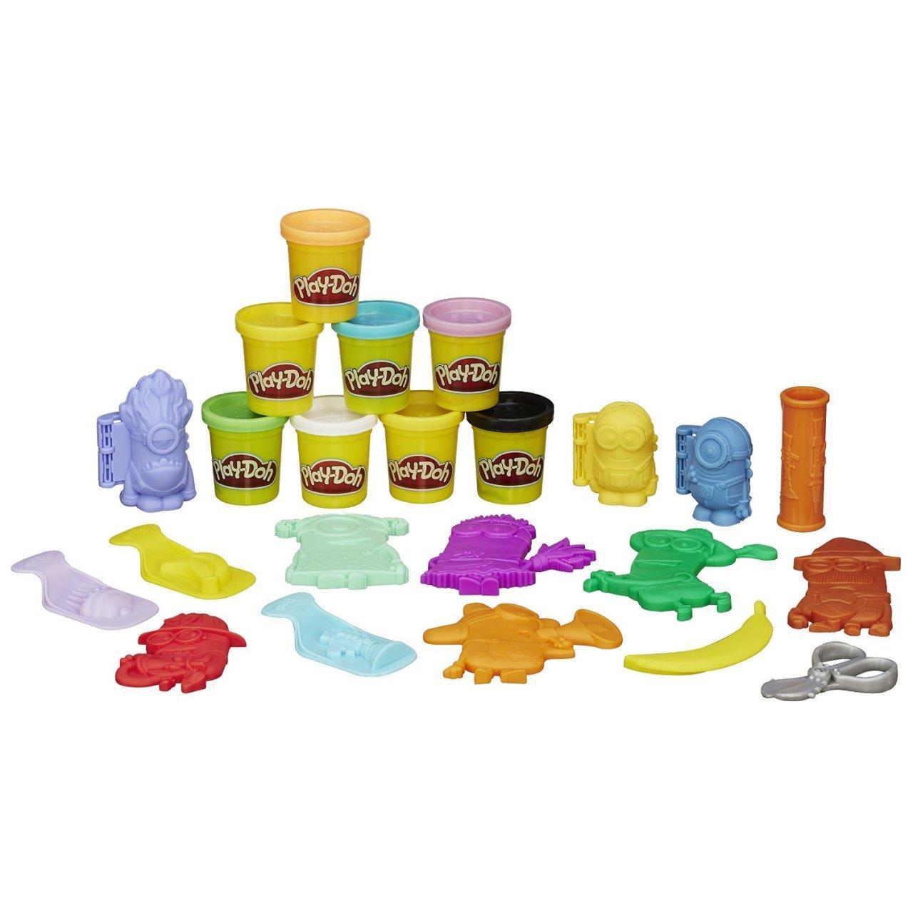 Игровой набор для творчества Переполох Миньонов - Minions, Despicable ME, Play-Doh, Hasbro - 143543, фото 2