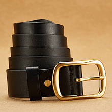 Мужской ремень Disiwei Solid Brass