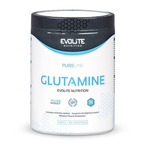 Глютамин Evolite Nutrition Glutamine  400g (Pure)