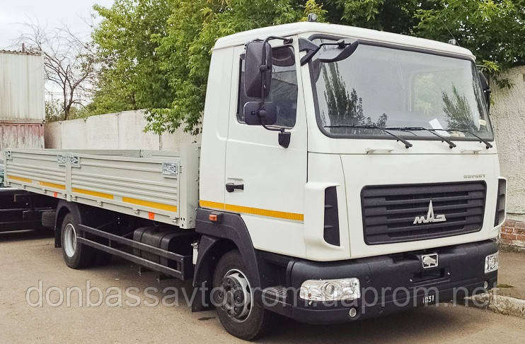 Новый грузовой автомобиль МАЗ 4371N2-529-000