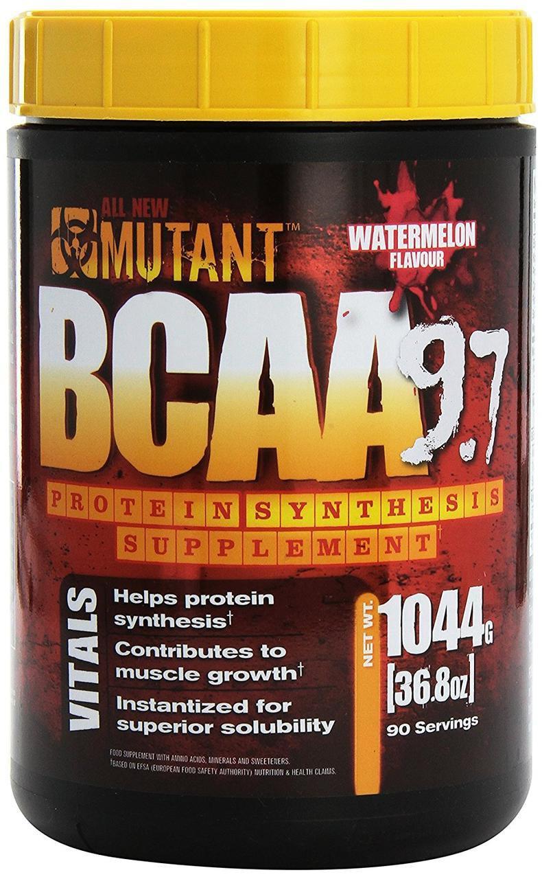 БЦАА Mutant BCAA 9.7 (1044 г) мутант fuzzy peach