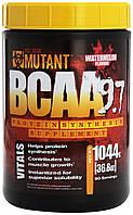 BCAA PVL Mutant BCAA 9.7(1044 г) бцаа пвл мутант green apple