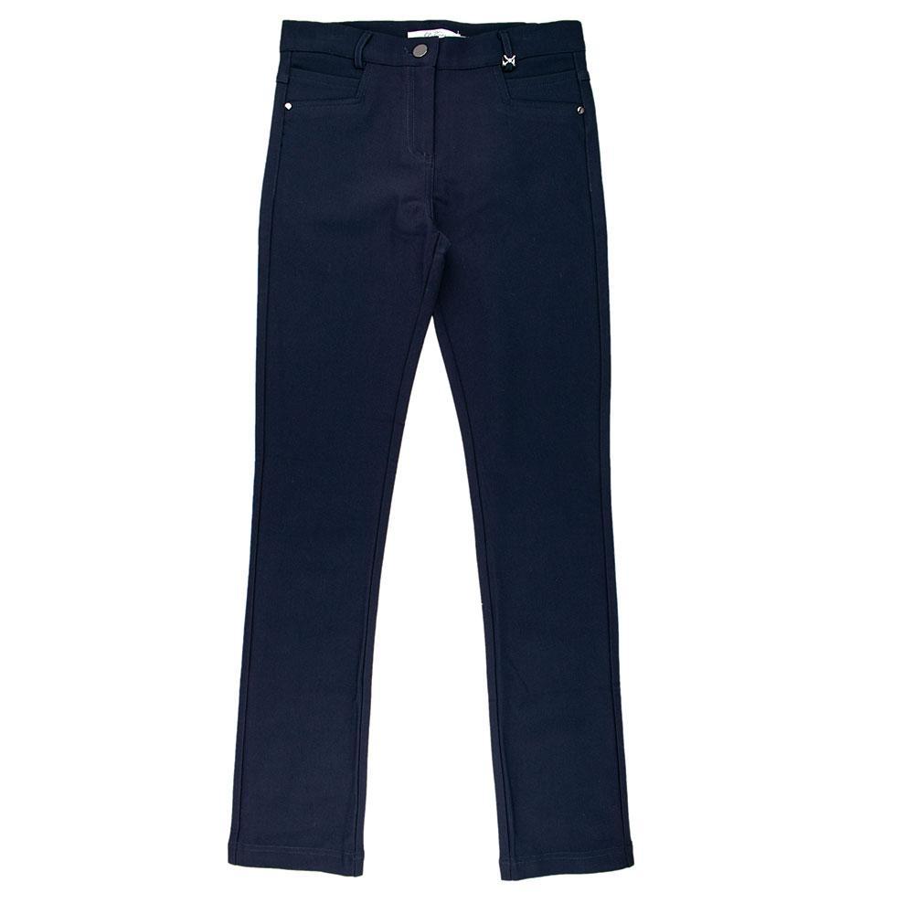 Брюки для девочек Deloras 164  синий K61379