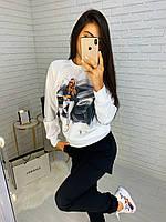 Красивый женский свитшот, фото 1