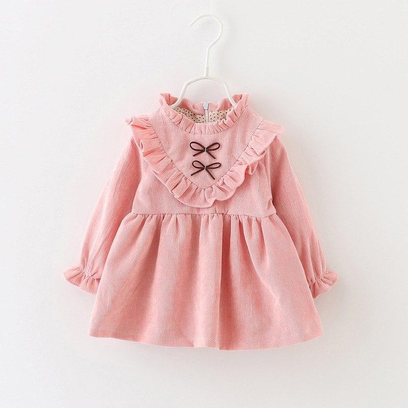 Детское платье из микровельвета размер 98.