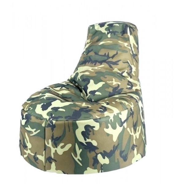 Кресло мешок армейский. ТК009