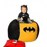 Кресло мешок мяч Бетмен. ТК049