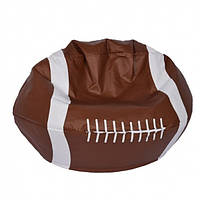 Кресло мешок Мяч для регби. ТК050