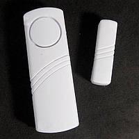 Оконно/дверная магнитная сигнализация 333/188, работает от батареек, издаёт звуковой сигнал мощностью 90 дБ