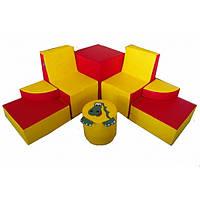 Комплект игровой мебели Динозавр. ТК105