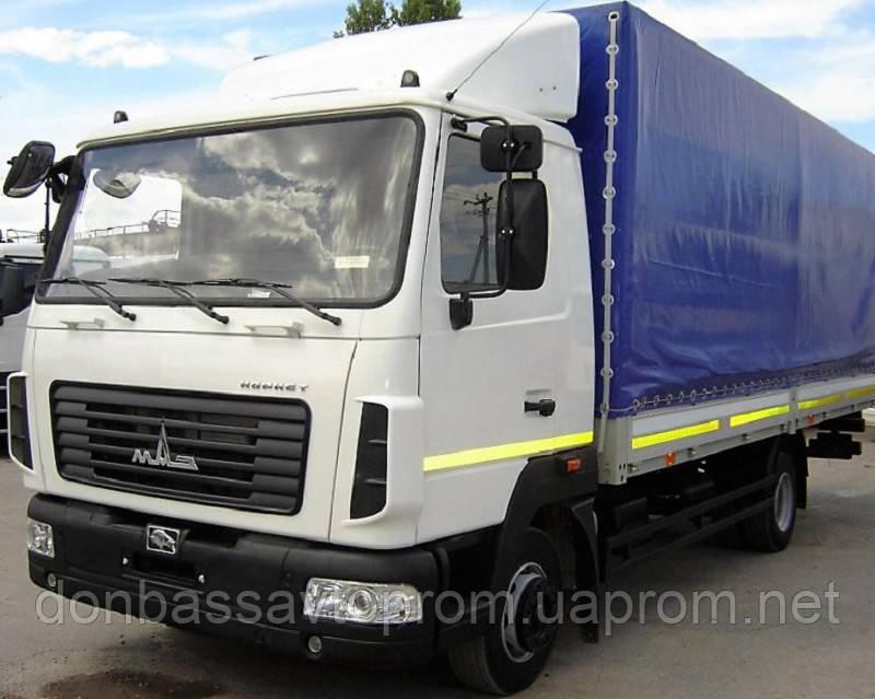 Тентованный грузовой автомобиль МАЗ 4371N2-522-000