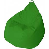 Кресло груша Практик Зеленый. ТК182