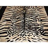 Шкура ковер под тигра, купить натуральный ковер с рисунком, фото 2