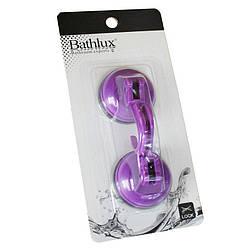 Крючок для полотенца на вакуумной присоске 2шт. Bathlux Flor de clasico 90223 R132688