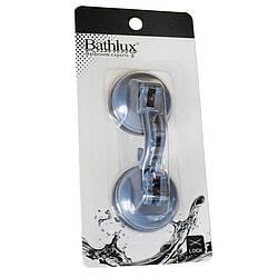Крючок для полотенца на вакуумной присоске 2шт. Bathlux Fuegos artificiales 90220 R132101