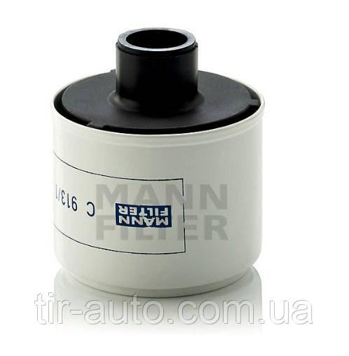 Фильтр компрессора VOLVO F/FL/FH низкий ( MANN ) C 913/1