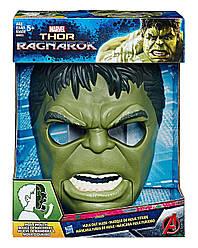 Маска Халка из к/ф Тор Рагнарёк 2017 - Hulk Out Mask, Ragnarok 2017, Marvel, Hasbro - 143430
