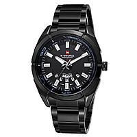 Мужские наручные часы Naviforce NF9033M Black