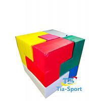 Мягкий конструктор Кубик Рубика, 7 эл.. ТК308, фото 1