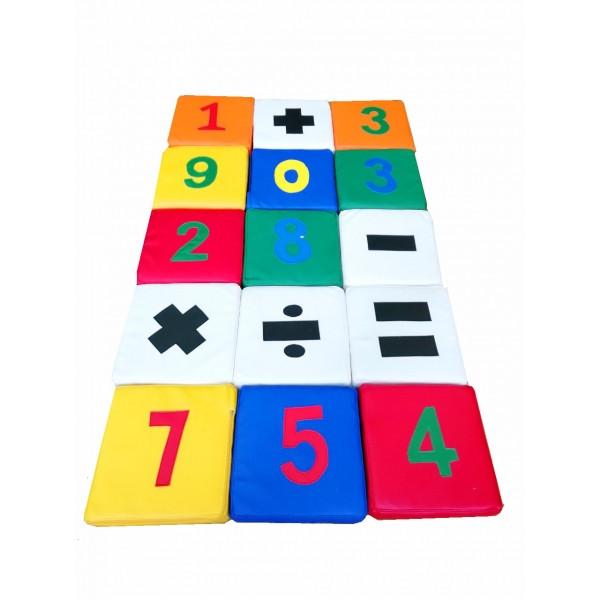Набор матов Юный математик. ТК320
