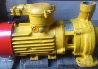 Насос КМ 100-80-170Е для светлых нефтепродуктов (100 кубов - 25 метров)