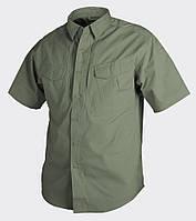 Реплика тактической рубашки DEFENDER олива , фото 1
