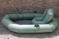 Кресло в надувную лодку