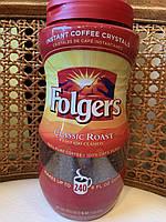 Растворимый кофе Folgers Classic Roast, 240 порций