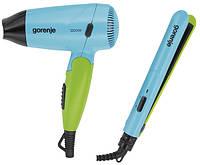 Набор для укладки волос Gorenje HTS 03 BG (HD320A/HS295B) (731957)
