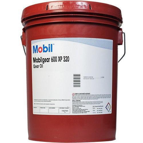 Редукторное масло Mobilgear 600 XP 320, тара 20 л
