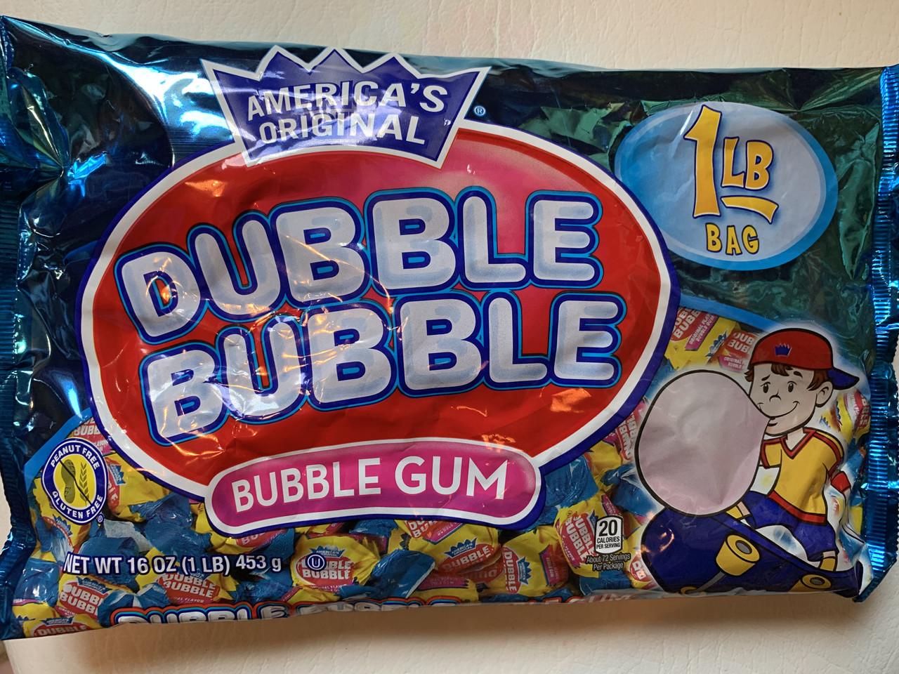 Жевательная резинка Dubble Bubble Gum