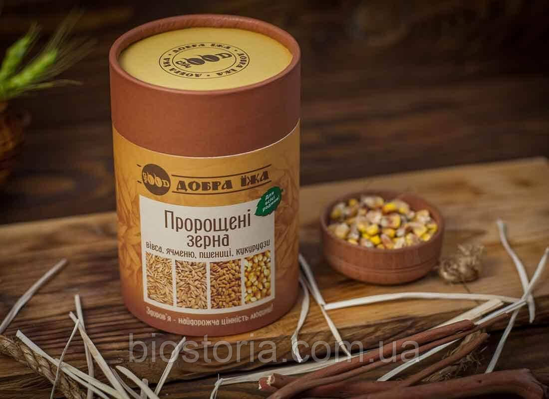 Пророщенные зерна Добра Їжа