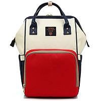 Рюкзак - сумка органайзер для мамы Божена TNXB Красный