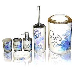 Набор аксессуаров для ванной комнаты Bathlux Menara Eiffel 70950 R132666