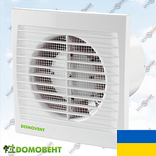 Домовент 100 СТ вентилятор с таймером (Украина)